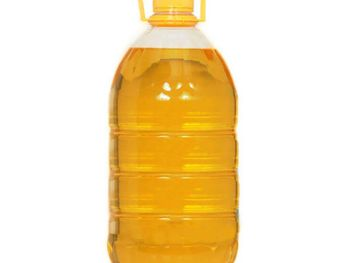 UNREFINED SUNFLOWER OIL (FIRST COLD PRESSED)